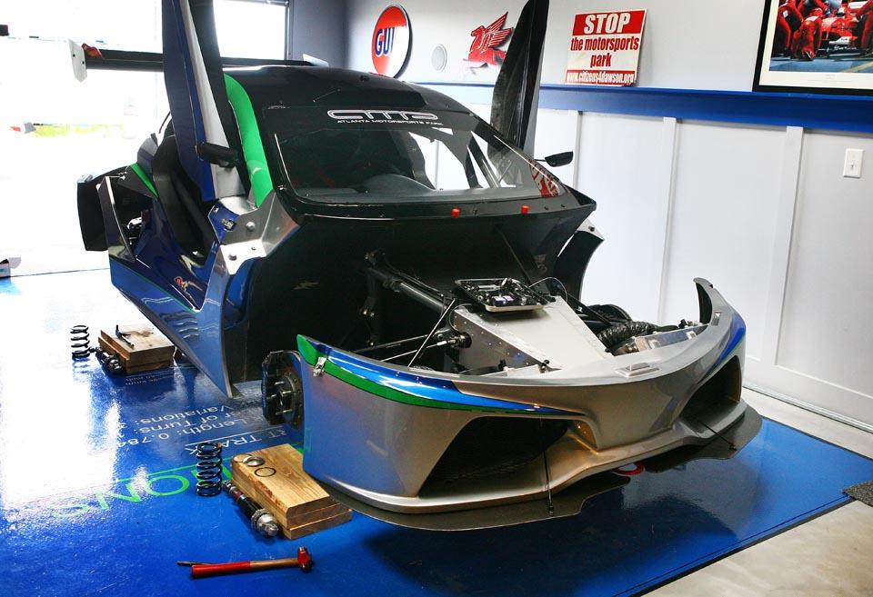 Atlanta Motorsports Park Quarterly Updates