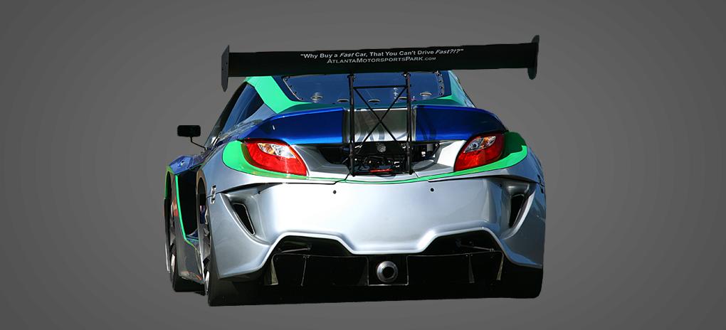 Porter rear view
